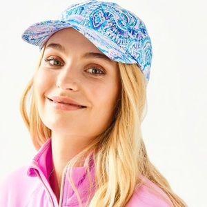 NWT Lilly pulitzer runaround hat